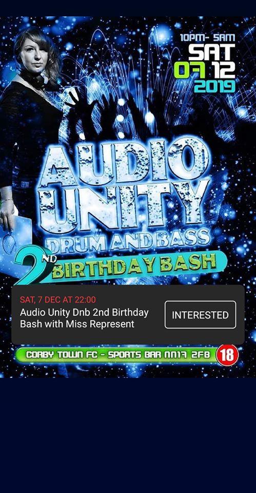 Audio Unity Corby