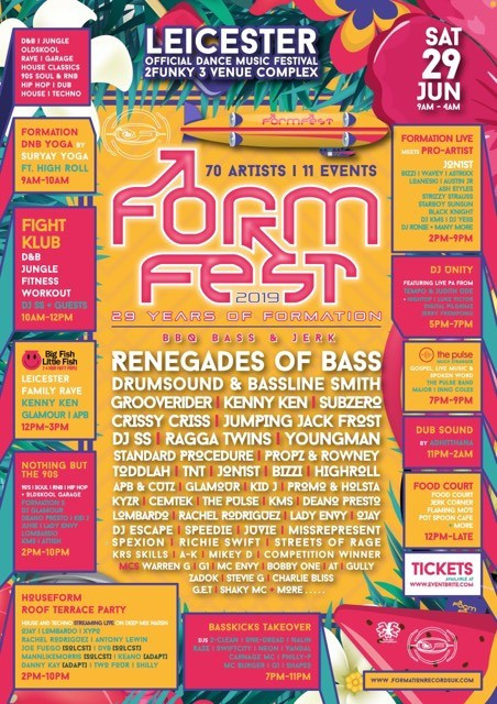 Formfest Leicester