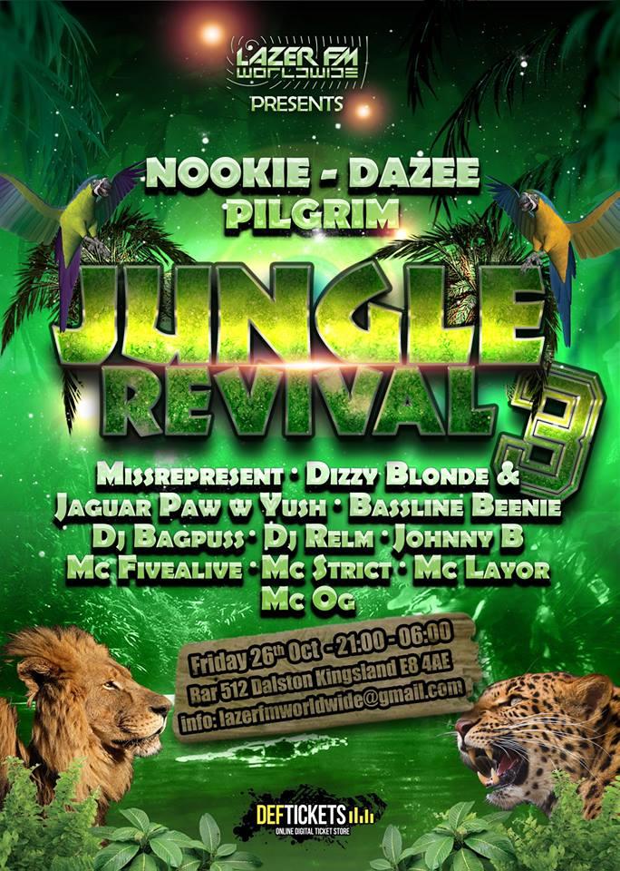 Jungle Missrepresent