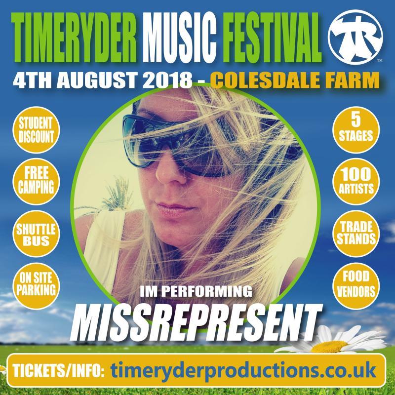 Timeryder Festival North London