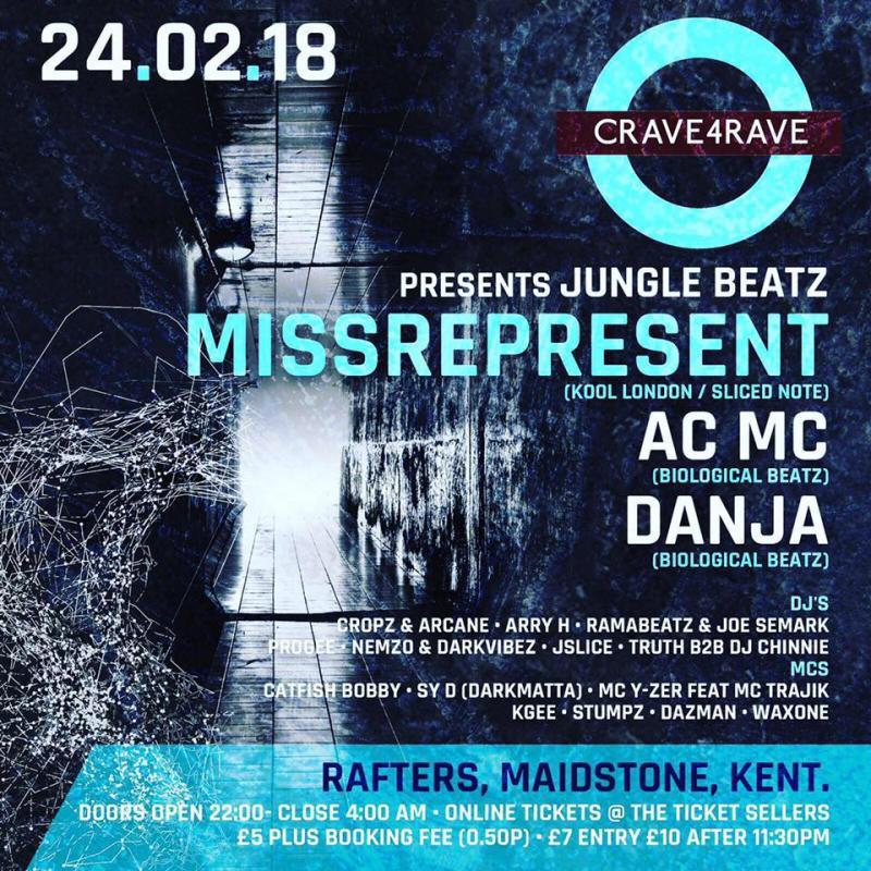Missrepresent Crave For Rave