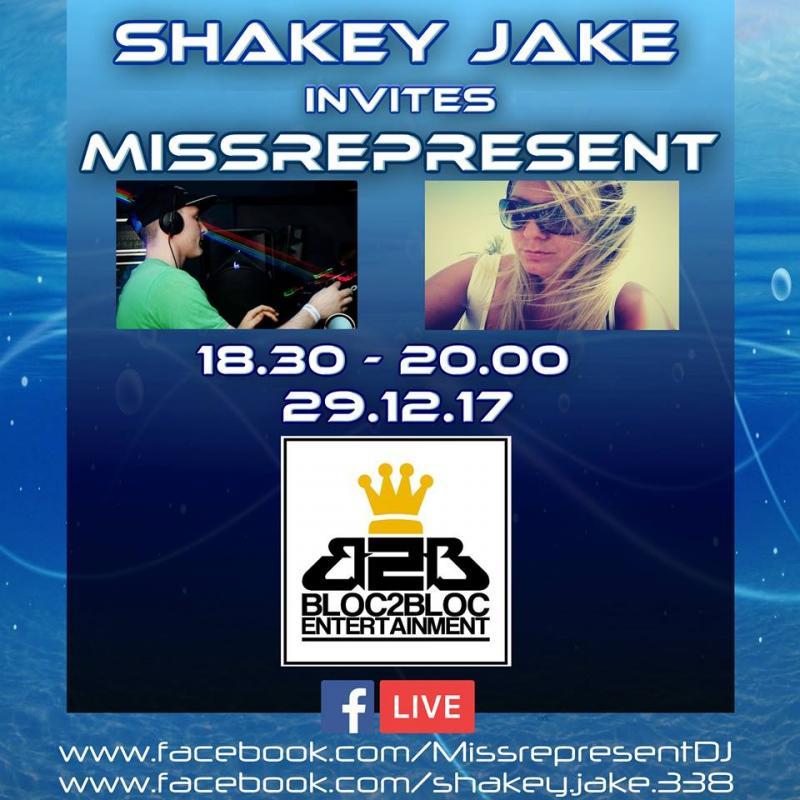 Missrepresent Shakey Jake