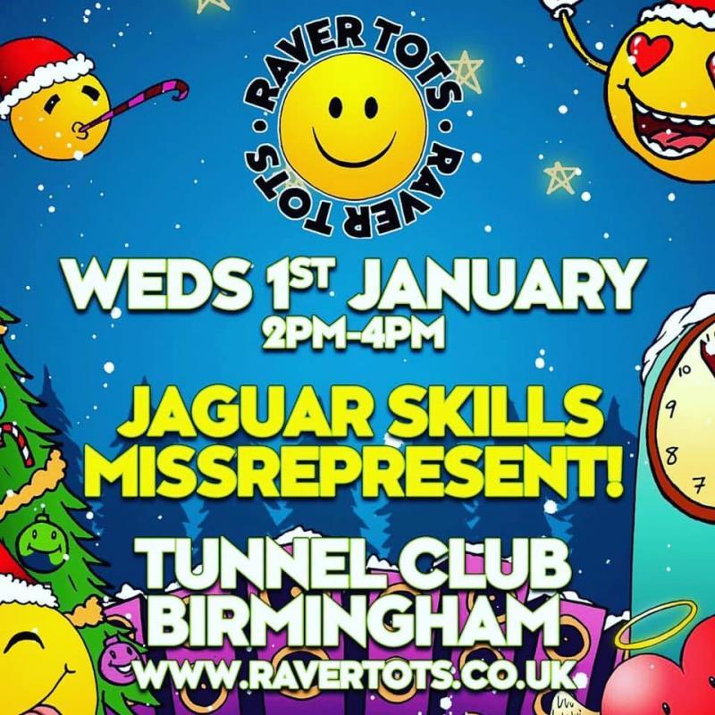 Tunnel Club 2020 Birmingham