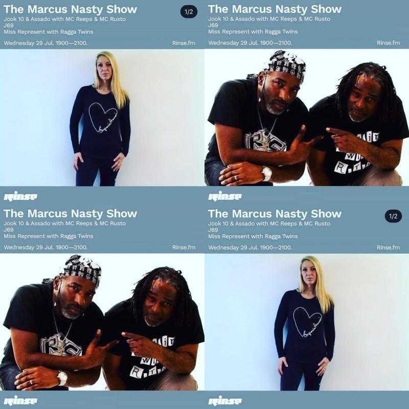 The Ragga Twins & Missrepresent