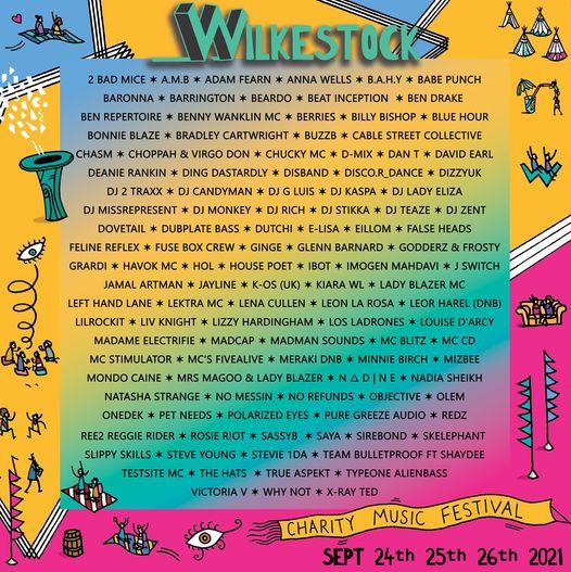 Wilkestock Festival