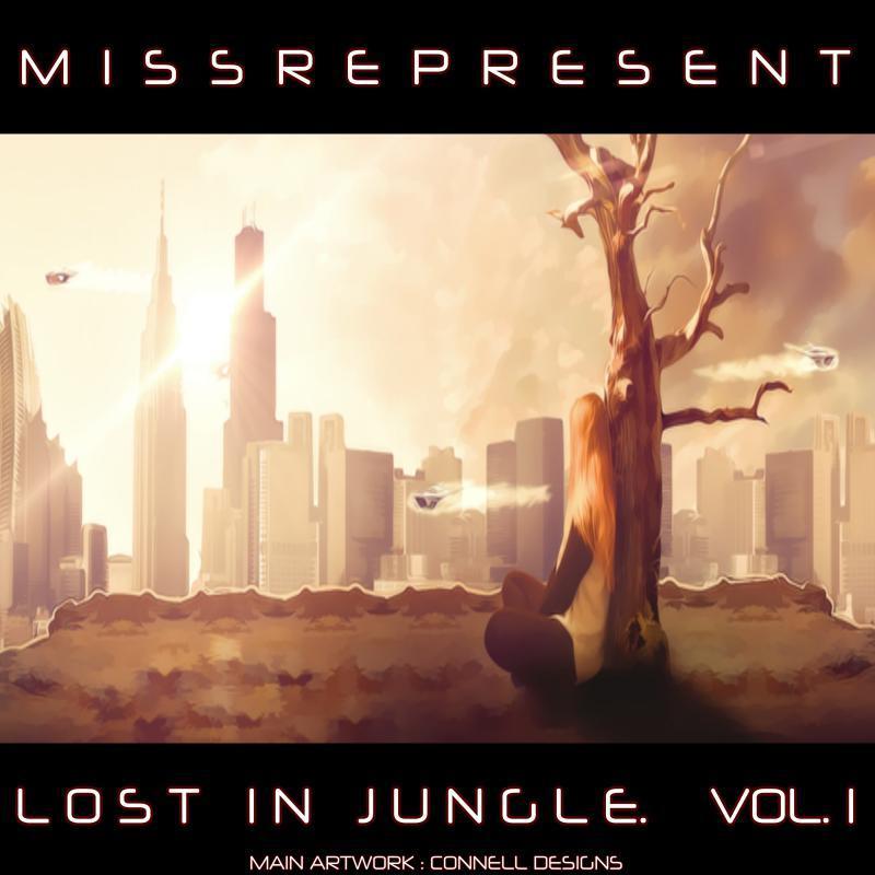 Missrepresent - Lost In Jungle Vol. 1